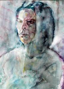Portret Eva (portrait Eva) II