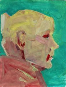 Portret Lotte (portrait Lotte)